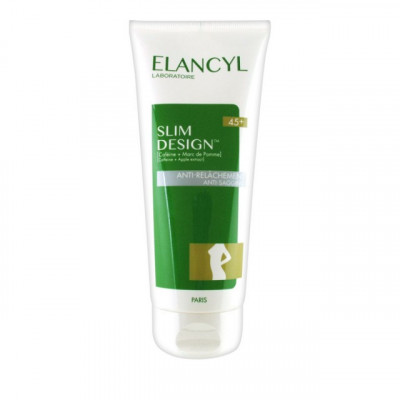 Elancyl Slim Design 45+ Κατά της Χαλάρωσης του Δέρματος 200ml