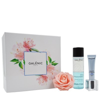 Galenic Promo Du Regard Crème Cryo-Booster 15ml & ΔΩΡΟ Pur Lotion Yeux Waterproof 125ml