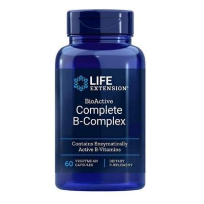 Life Extension Complete B-Complex 60caps (Φικιωρης)