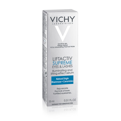 VICHY LIFTACTIV SERUM YEUX & CILS 15ml