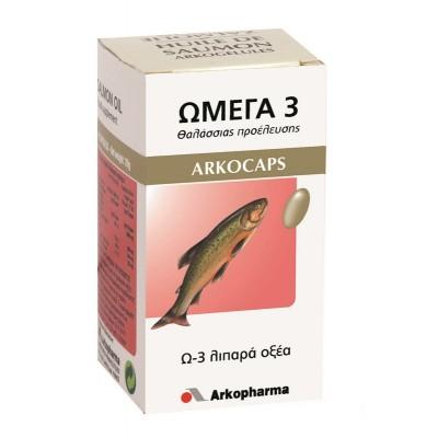 ARKOPHARMA ARKOCAPS Ωμέγα - 3 60 CAPS