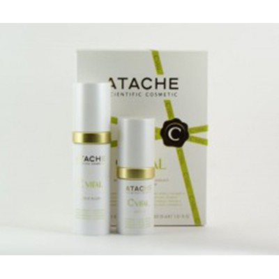 ATACHE C VITAL SET ACTIVE SERUM 15ML + ACTIVE FLUID 30ML