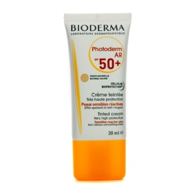 Bioderma Photoderm AR SPF50+ Tinted Cream Very High Protection Sensitive Reactive Skin 30ml
