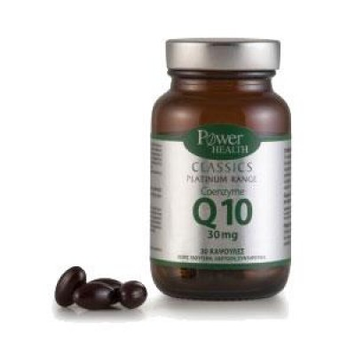POWER HEALTH CO EMZYME Q10 30CAPS