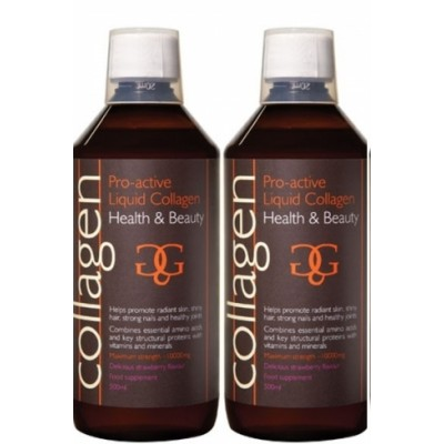PRO-ACTIVE LIQUID COLLAGEN  500ml - 2TMX.