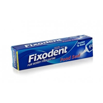FIXODENT FOOD SEAL 1x40GR