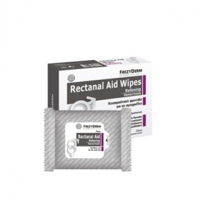 FREZYDERM RECTANAL AID WIPES 20ΤΕΜ.
