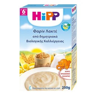 HiPP ΦΑΡΙΝ ΛΑΚΤΕ 250GR