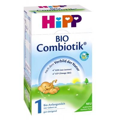 HiPP 1 BIO COMBIOTIC ΒΡΕΦΙΚΟ ΓΑΛΑ 600GR