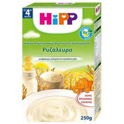HiPP ΡΥΖΑΛΕΥΡΟ ΥΠΟΑΛΛΕΡΓΙΚΟ 250GR