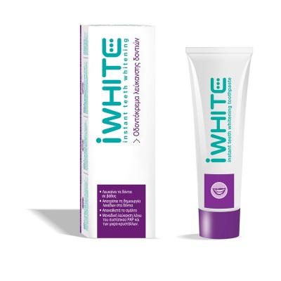 Iwhite Οδοντόκρεμα λεύκανσης 75ml