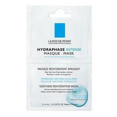 LA ROCHE POSAY HYDRAPHASE INTENSE MASQUE 24 Sachetsx2x6ml