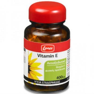 Lanes Βιταμίνη Ε 400 IU 30 caps