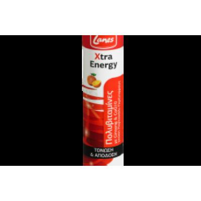 LANES EFF MULT XTRA ENERGY GRAPEF 20T