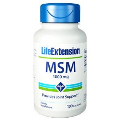 Life Extension MSM 100caps (Φικιωρης)