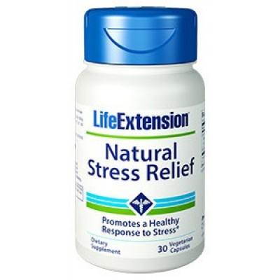 Life Extension Natural Stress Relief 30caps (Φικιωρης)