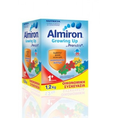 NUTRICIA ALMIRON GROWING UP 1+ 1,2KG