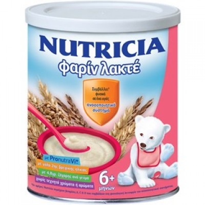NUTRICIA ALMIRON ΦΑΡΙΝ ΛΑΚΤΕ 300GR