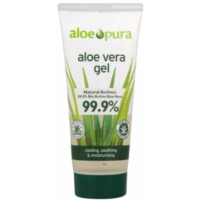 OPTIMA ALOE PURA GEL ΜΕ ΑΛΟΗ ΒΕΡΑ 200ML