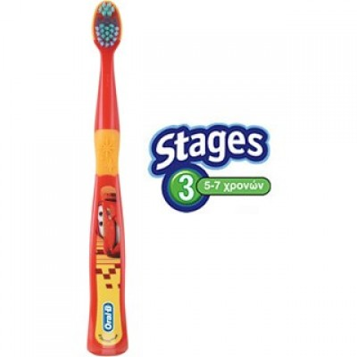 ORAL B ΟΔΟΝ/ΤΣΑ STAGES 3 ΠΑΙΔΙΚΗ 1ΤΕΜ.