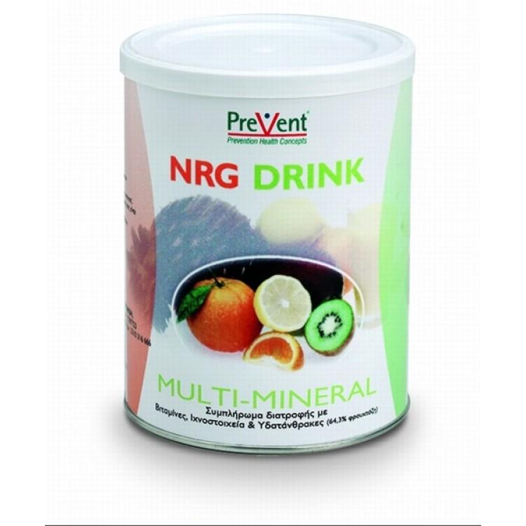 PREVENT NRG DRINK MULTI-MINERAL 420GR