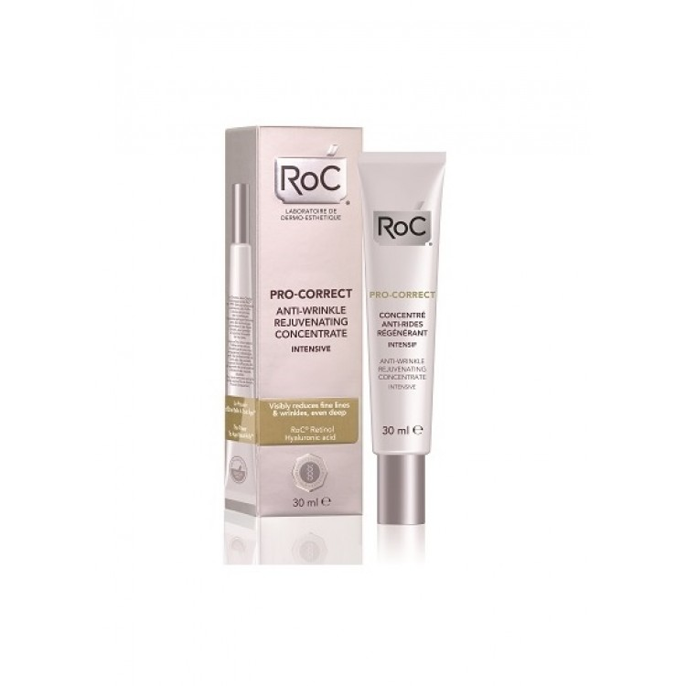 ROC PRO-CORRECT ANTI-WRINKLE REJUVENATING CONCENTRATE INTENSIVE 30ML