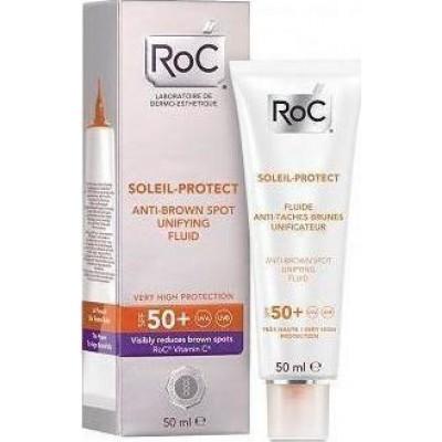 Roc soleil anti brown spot fluid spf 50+ 50ml