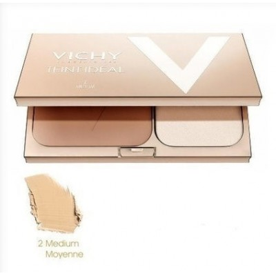 VICHY TEINT IDEAL POWDER COMPACT SPF25 No2 MEDIUM 9,5GR