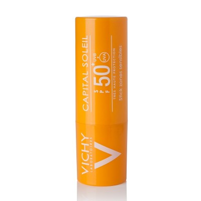 VICHY CAPITAL SOLEIL STICK SPF50+ 9ML