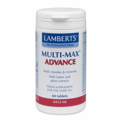 LAMBERTS MULTI MAX ADVANCE 60TABS.