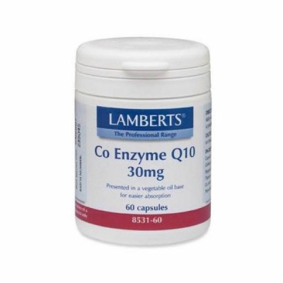 LAMBERTS CO-ENZYME Q10 30MG 60CAP