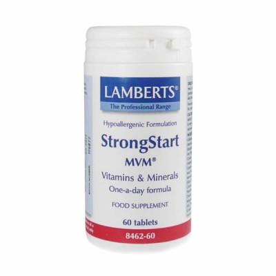 LAMBERTS STRONGSTART MVM 60TAB