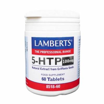 LAMBERTS 5-HTP 100MG 60 TABS