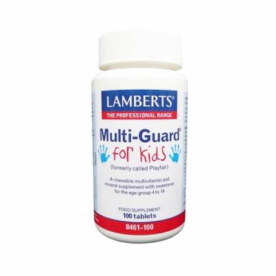 LAMBERTS MULTI GUARD FOR KIDS 100TAB