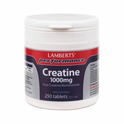 LAMBERTS CREATINE 1000MG 250TAB