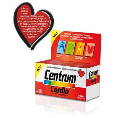 CENTRUM CARDIO 60 TAB