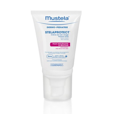 MUSTELA STELAPROTECT CR.SOIN VISAGE 40ML