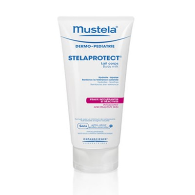 MUSTELA STELAPROTECT LAIT CORPS 200ML