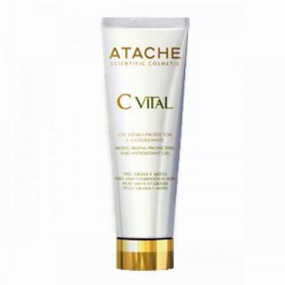 ATACHE C VITAL AHA CREAM Κανονικές - Ξηρές Επιδερμίδες 50ml