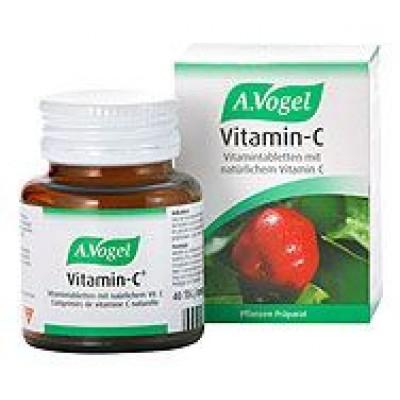 A.VOGEL Vitamin C 40tbl