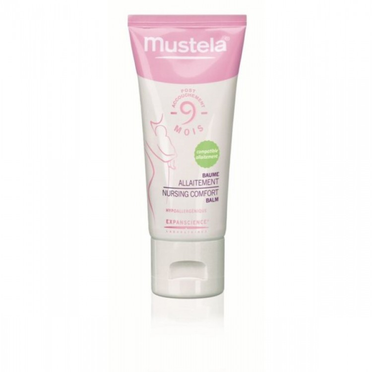 MUSTELA BAUME ALLAITEMENT ΚΡΕΜΑ ΑΝΑΠΛΑΣΗΣ ΤΩΝ ΘΗΛΩΝ 30ML