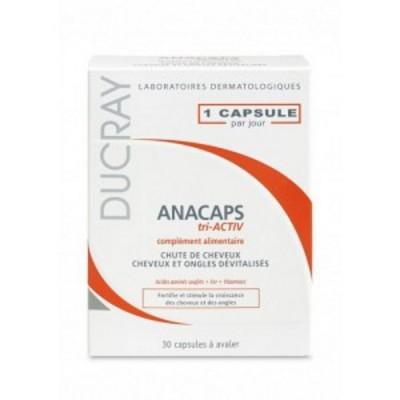 DUCRAY ANACAPS 30 CAPS