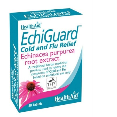 HEALTH AID ECHIGUARD 30TABLETS