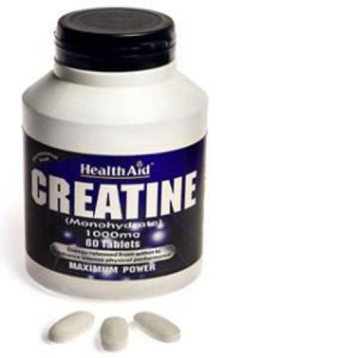 Health Aid Creatine 1000mg 60's