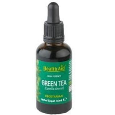 HEALTH AID GREEN TEA 50ML