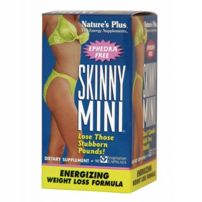 NATURE'S PLUS SKINNY MINI VCAPS 90