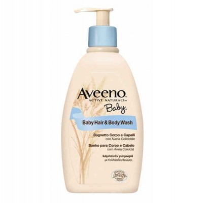 AVEENO BABY HAIR AND BODY WASH 300ML