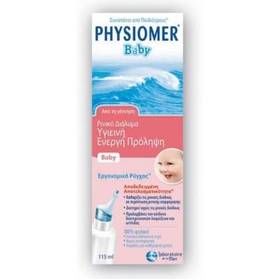 PHYSIOMER BABY COMFORT 115ML NEO