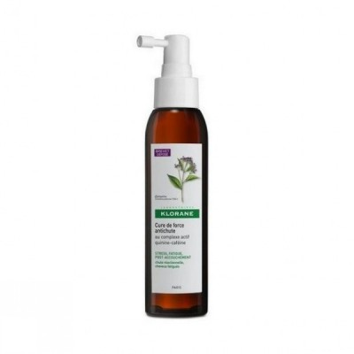 KLORANE CURE DE FORCE ANTICHUTE 125ml