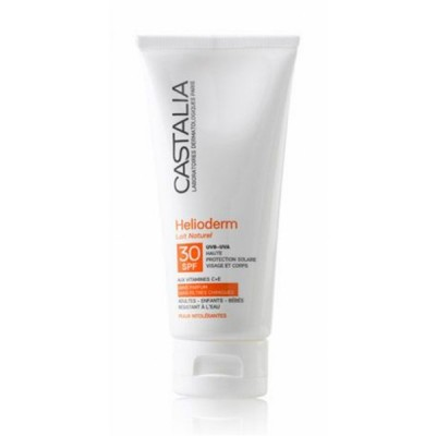 CASTALIA HELIODERM LAIT NATUREL SPF 30 100 ml